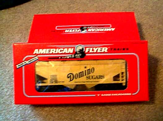 1992 American Flyer Domino Hopper (6-49608). Mint Condition.