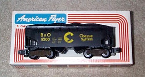 1979 American Chessie Hopper (4-9200). Mint Condition.