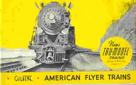 1938 Gilbert American Flyer Catalog (D1259) Very Good Condition