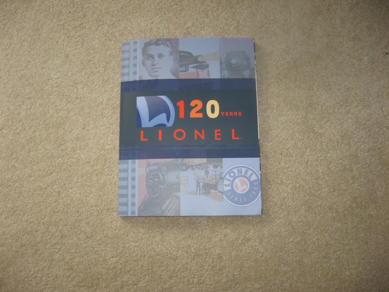 2020 Lionel Trains Consumer Catalog. Mint Condition