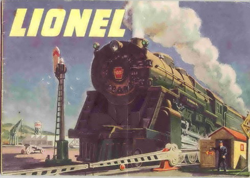 1947 Lionel Consumer Catalog Very Good Condition.