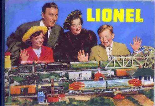 1949 Lionel Consumer Catalog (Original). Very Good Condition.