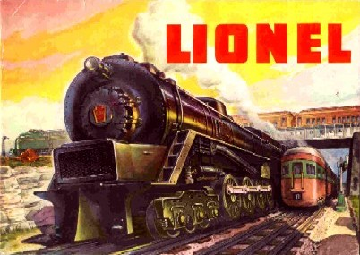1948 Lionel Consumer Catalog (Original) Good Condition.