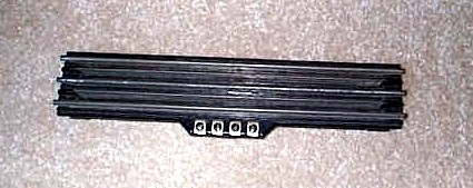 Remote Control 0 Gauge Track Section (RCS)