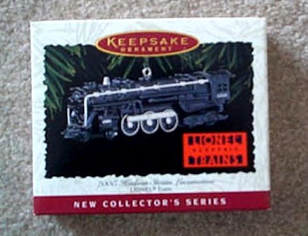 Hallmark Trains Collection #1 - #8, Extras All Mint, Original Boxes.