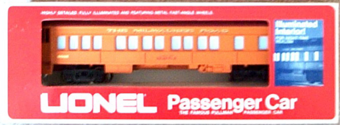 Lionel 9505 City of Seattle Passenger Car. Mint Condition.