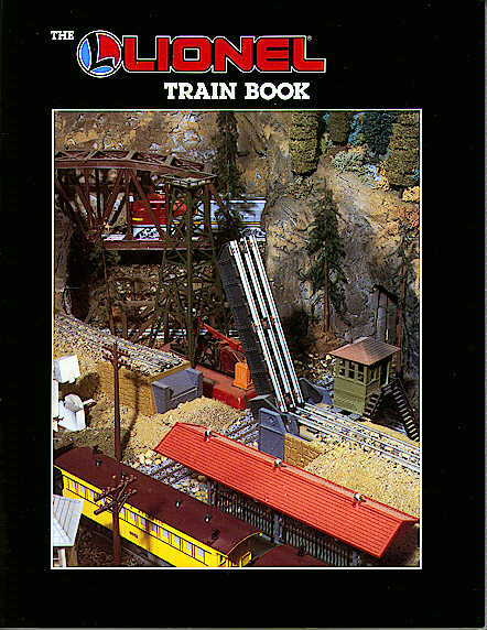 1986 Lionel Train Book. Mint Condition.
